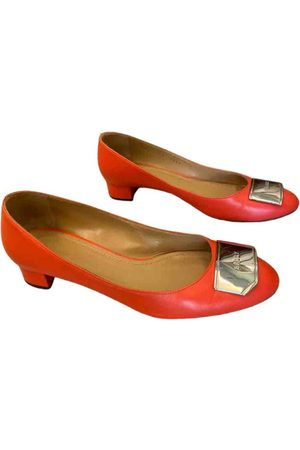 Bally \N Leather Ballet flats for Women