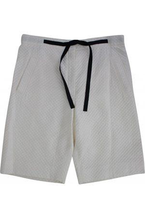 Dior Women Shorts - \N Silk Shorts for Women