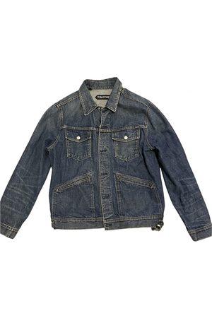 Tom Ford \N Denim - Jeans Jacket for Men