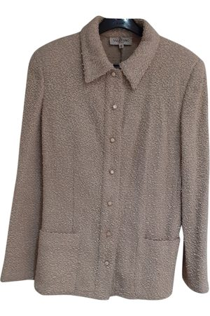 VALENTINO GARAVANI Wool cardi coat