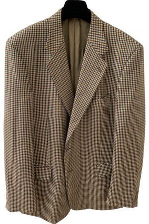 Emanuel Ungaro VINTAGE \N Wool Jacket for Men