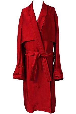 Haider Ackermann Women Trench Coats - Cotton Trench Coats