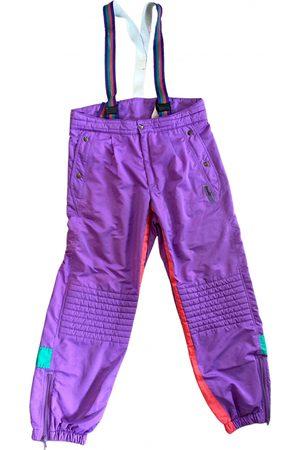 Fusalp VINTAGE \N Trousers for Women
