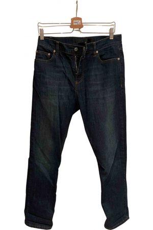 Alexander McQueen \N Cotton - elasthane Jeans for Men