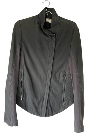 Helmut Lang \N Leather Jacket for Women