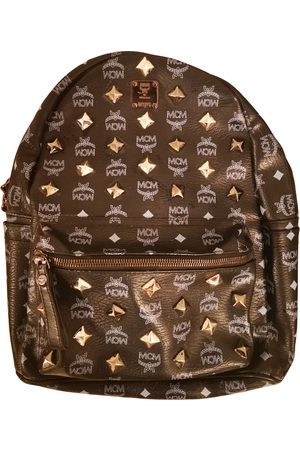 MCM Stark Leather Backpack for Women