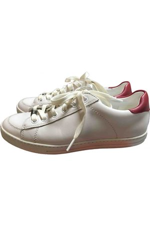 Coach \N Leather Trainers for Women