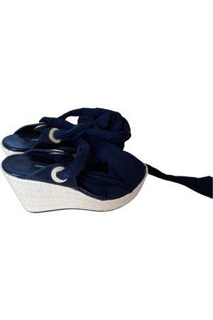 Sonia by Sonia Rykiel \N Cloth Mules & Clogs for Women