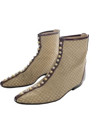 J.W.Anderson \N Cloth Ankle boots for Women