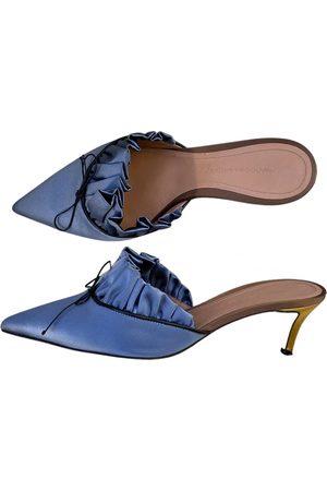 MARCO DE VINCENZO \N Leather Mules & Clogs for Women