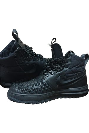 Nike Men Boots - \N Leather Boots for Men