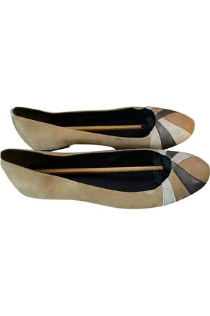Zadig & Voltaire \N Leather Ballet flats for Women
