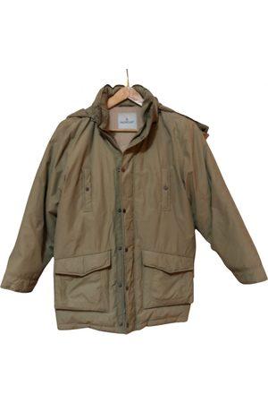 Moncler Men Jackets - Fur Hood Cotton Jacket for Men
