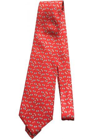 Salvatore Ferragamo Men Neckties - \N Silk Ties for Men