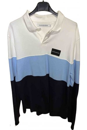 Calvin Klein Men Polo Shirts - \N Cotton Polo shirts for Men