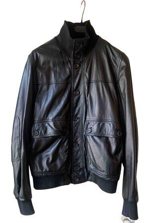 Bally Men Leather Jackets - \N Leather Jacket for Men