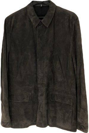 Dior Men Leather Jackets - \N Suede Jacket for Men