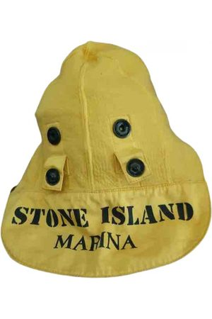 Stone Island Cotton Hats & Pull ON Hats