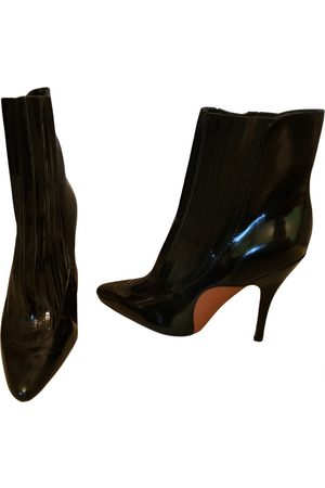 Alexander Wang \N Patent leather Ankle boots for Women