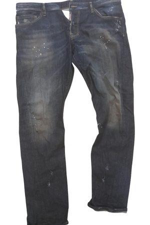 Dsquared2 Men Jeans - \N Cotton - elasthane Jeans for Men