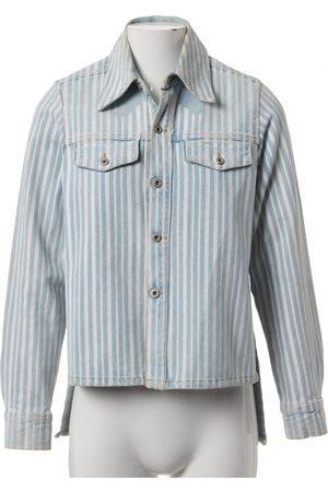 OFF-WHITE \N Denim - Jeans Jacket for Women