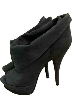 Elizabeth and James \N Velvet Sandals for Women