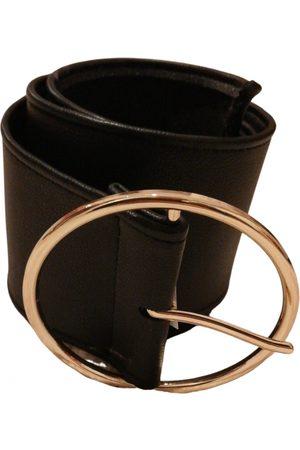 Stradivarius Leather Belts
