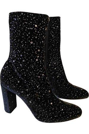 OSCAR TIYE \N Velvet Boots for Women
