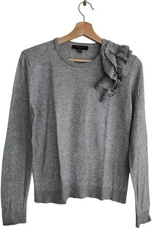 Cortefiel Grey Wool Knitwear