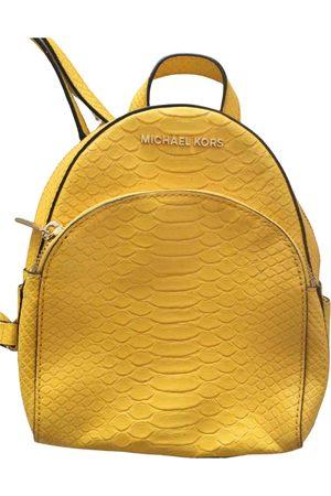 Michael Kors Women Rucksacks - Abbey Leather Backpack for Women