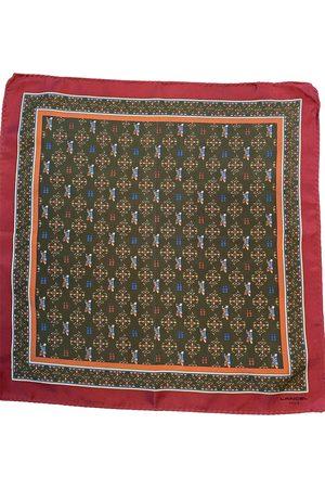 LANCEL VINTAGE \N Silk Scarf & pocket squares for Men