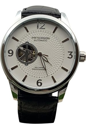 Paterson Men Watches - \N Steel Watch for Men