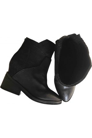CINZIA ARAIA \N Leather Ankle boots for Women