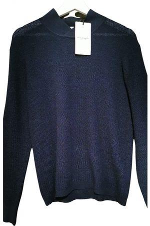 Salvatore Ferragamo \N Silk Knitwear & Sweatshirts for Men
