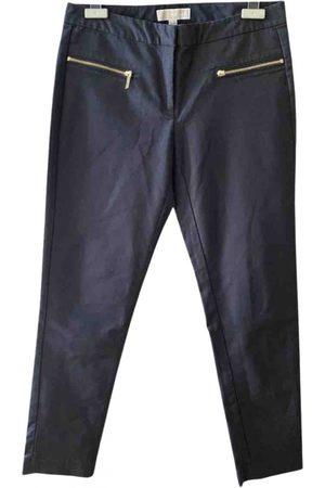 Michael Kors \N Cotton Trousers for Women