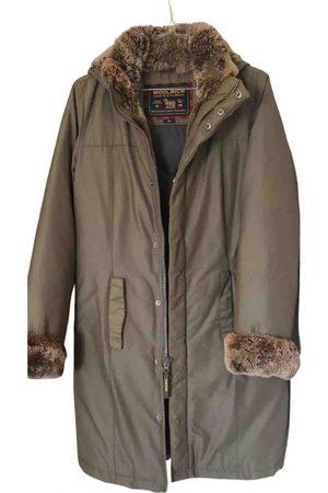 Woolrich \N Vegan leather Coat for Women