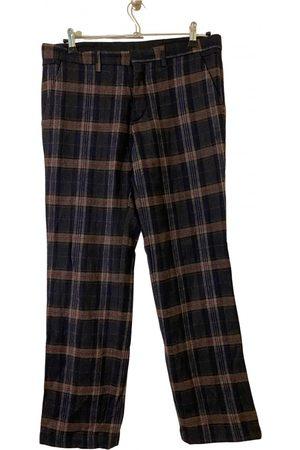 Sonia by Sonia Rykiel Men Pants - \N Wool Trousers for Men