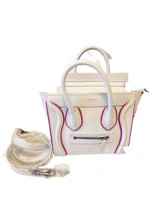 Céline Nano Luggage Leather Handbag for Women