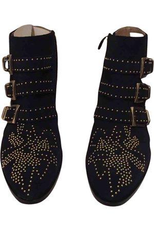 Chloé Susanna Suede Ankle boots for Women