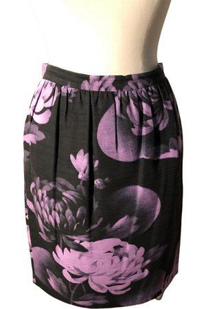 Jonathan Saunders Women Skirts - \N Cotton Skirt for Women