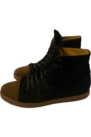 Marc Jacobs Men Sneakers - \N Leather Trainers for Men