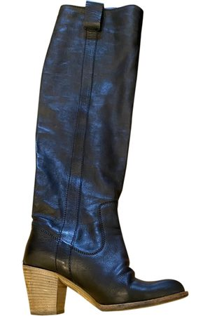 Dior \N Leather Boots for Women