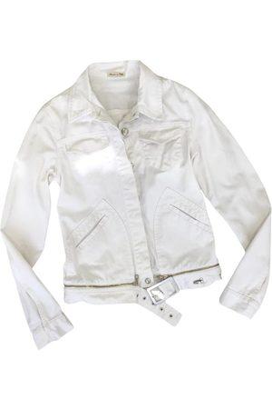 Jean Paul Gaultier VINTAGE \N Denim - Jeans Leather Jacket for Women