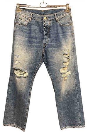 Unravel Project \N Cotton Jeans for Men