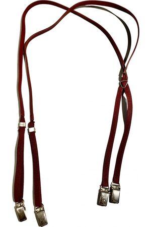 Dior \N Leather Belt for Men