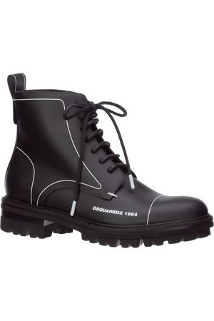 Dsquared2 \N Leather Boots for Men