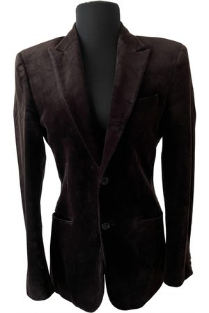 Thierry Mugler VINTAGE \N Velvet Jacket for Men