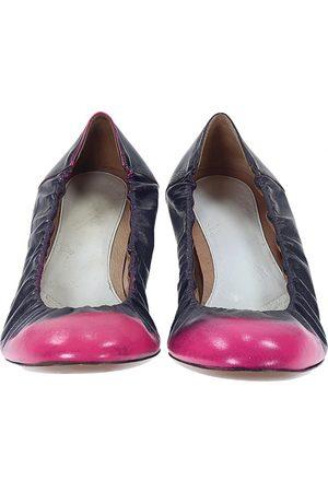Maison Martin Margiela Women Ballerinas - \N Leather Ballet flats for Women