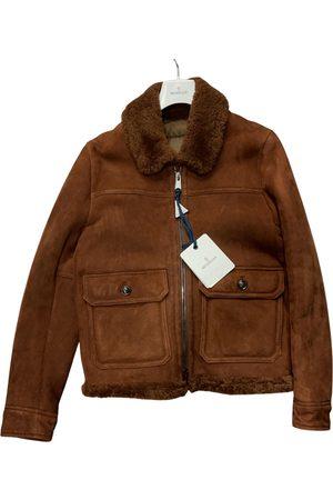 Moncler \N Leather Jacket for Men