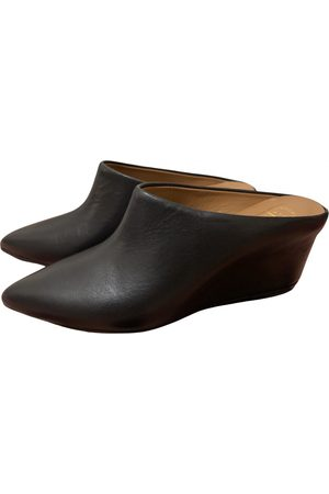 ATP Atelier Women Mules - \N Leather Mules & Clogs for Women